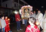 Με λαμπρότητα γιόρτασε το Μάνεσι τον πολιούχο του Άγιο Νικόλαο.